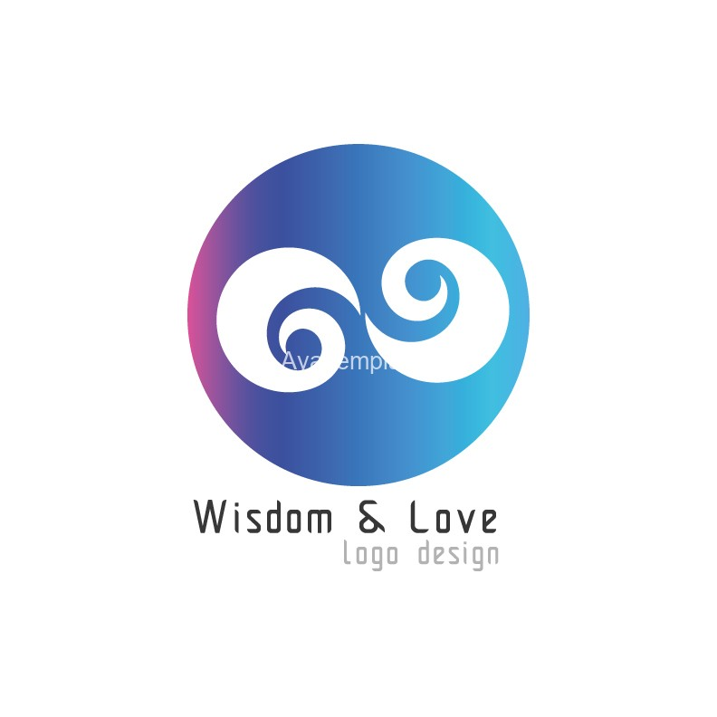 Love-and-Wisdom-logo-design