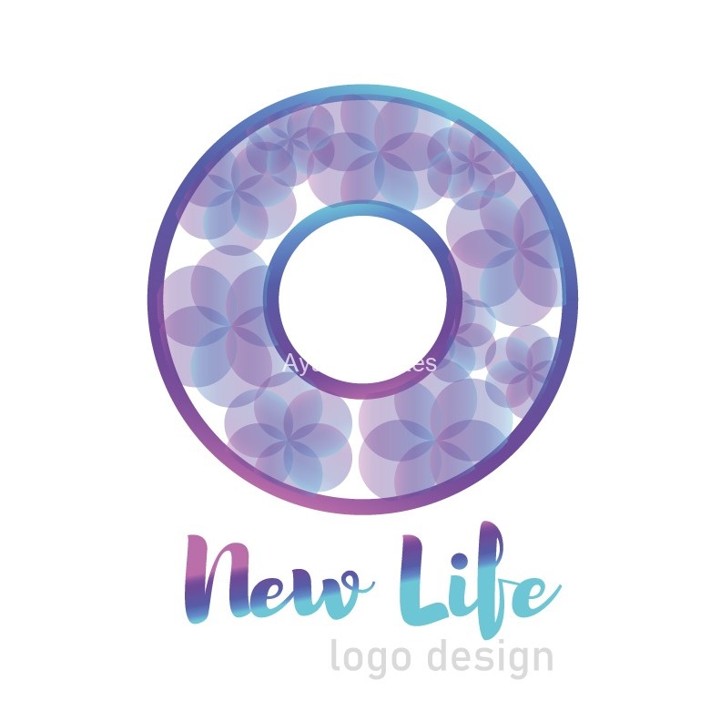 New-Life-logo-design