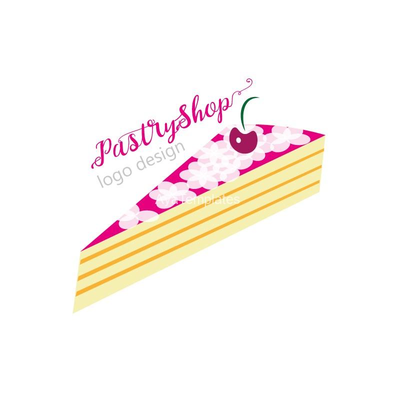 PastryShop-logo-design