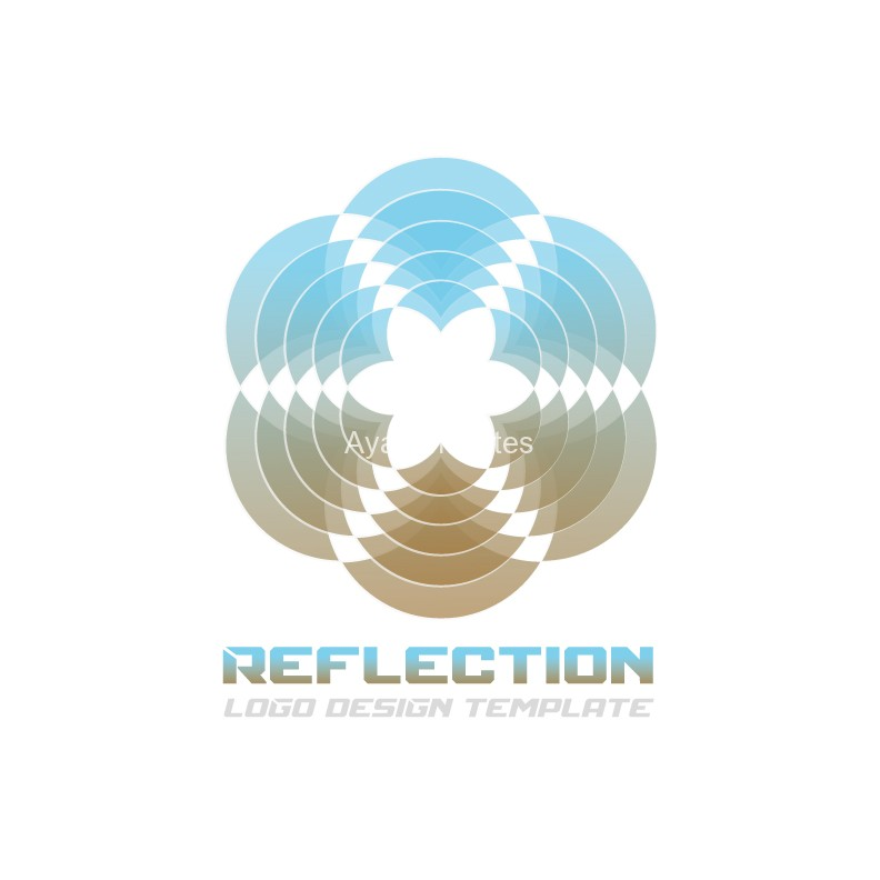 Reflection-logodesign-template