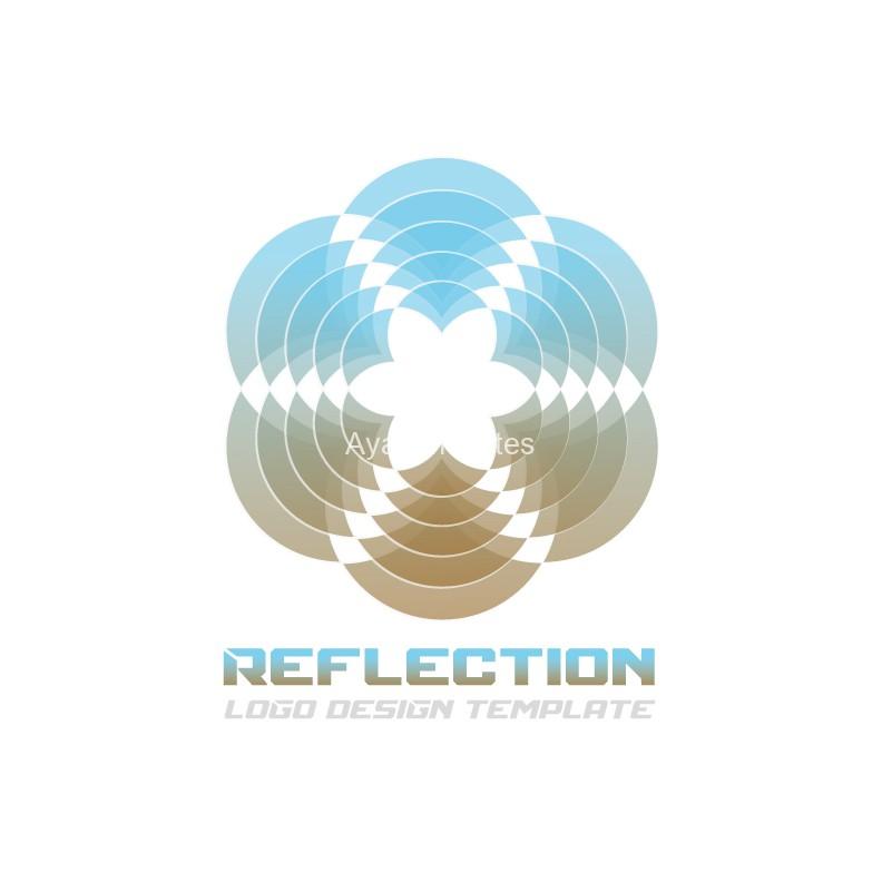 Reflection-logodesign-template