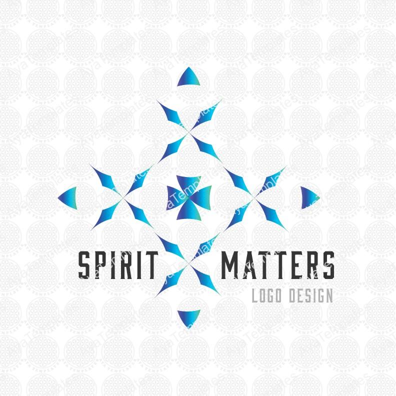 Spirit-matters-logo design ayatemplates