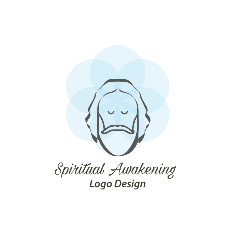 Spiritual-teacher--logo-design
