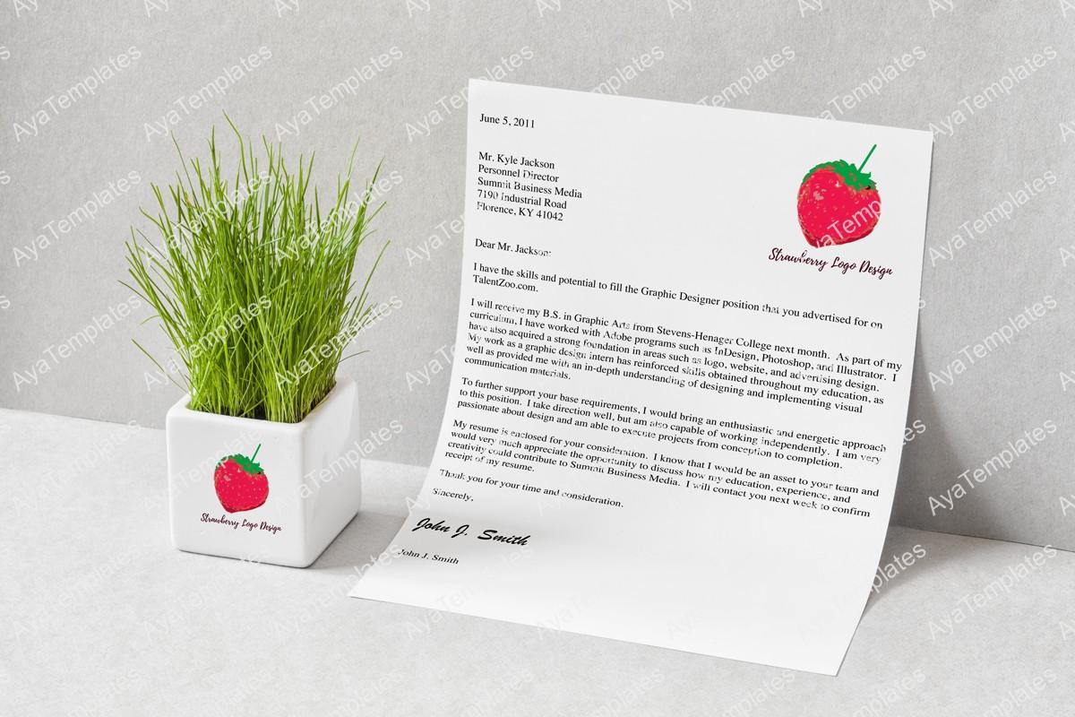 Strawberry-logo-branding-mockup-ayatemplates