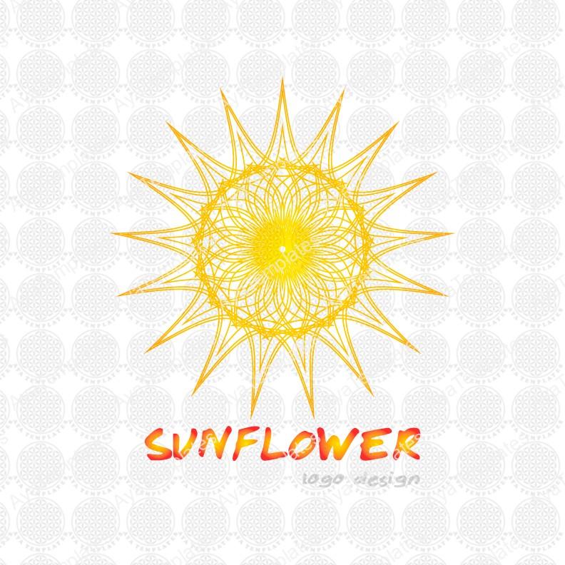 Sunflower-logo-design