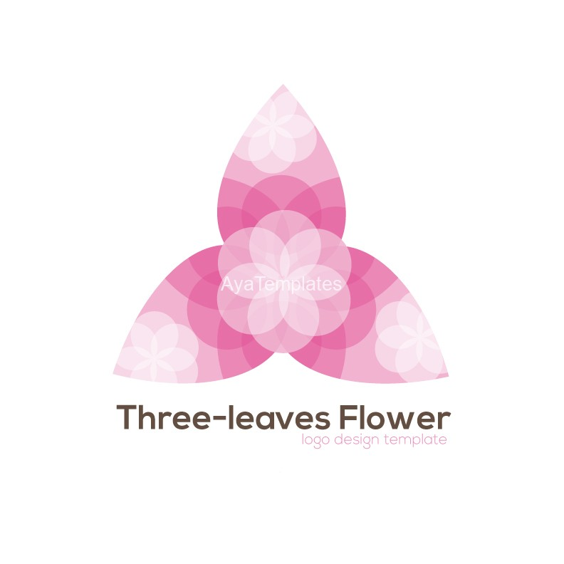 Three-leaves-flower