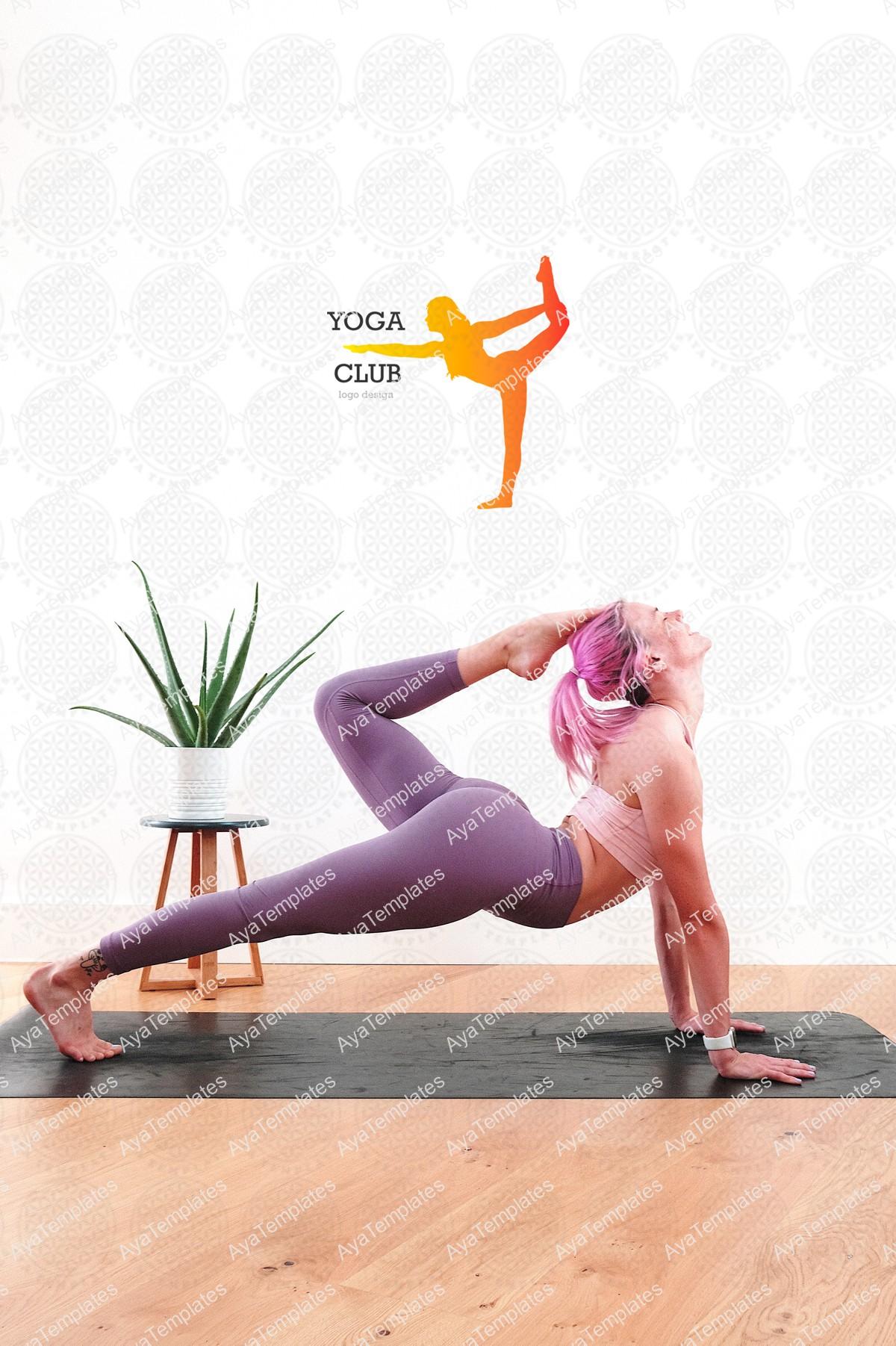 Yoga-Club-logo-design-collage-ayatemplates