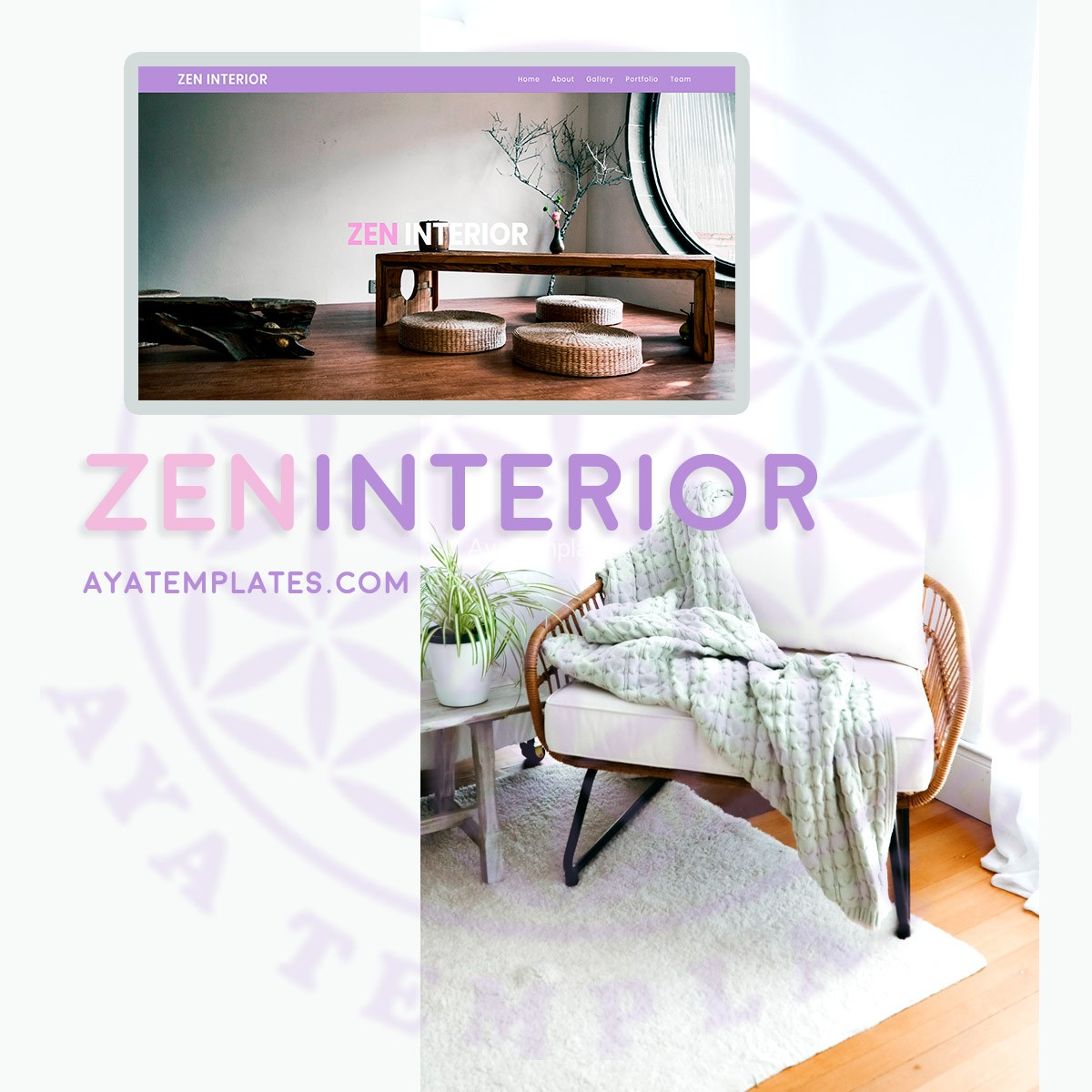 ZenInterior---HTML5-CSS3---one-page-website---mockup---ayatemplates