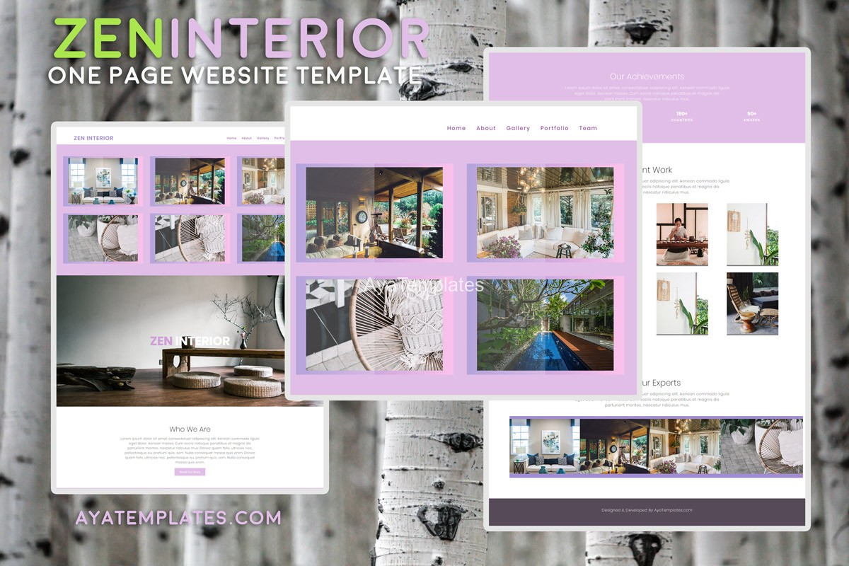 ZenInterior-one-page-website-template-fullscreen-mockup-ayatemplates