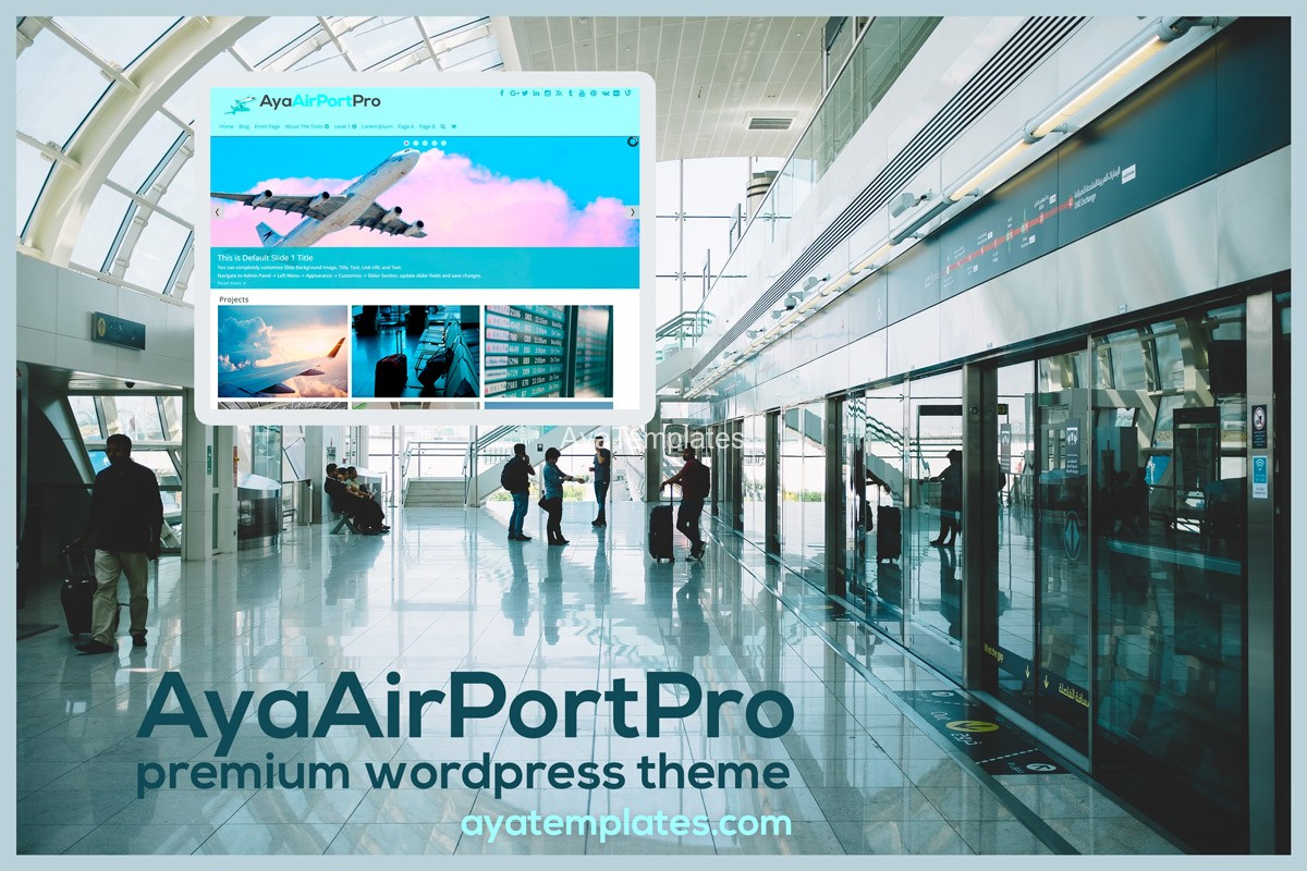 ayaairportpro-premium-wordpress-theme-collage