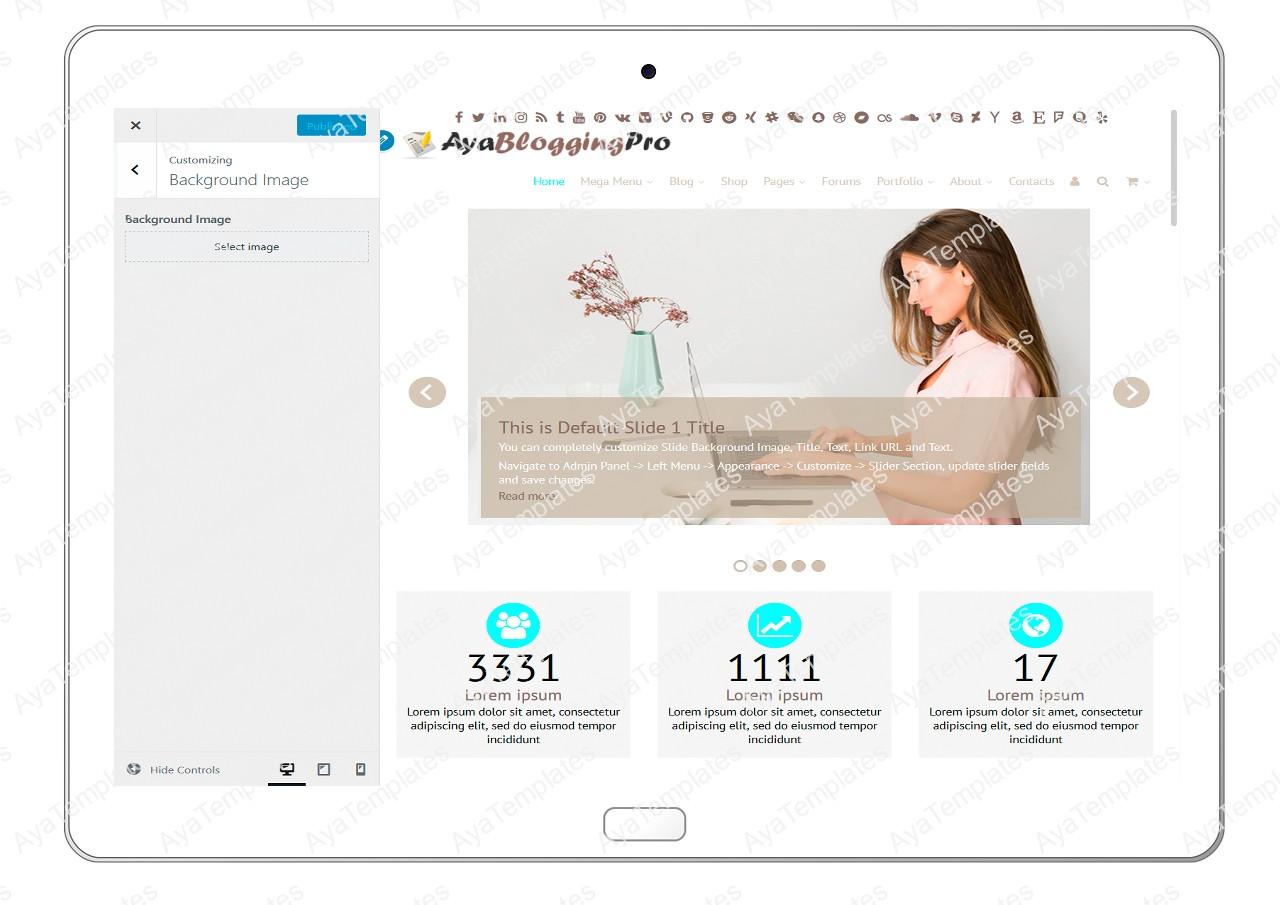 ayabloggingpro-customize-background-image
