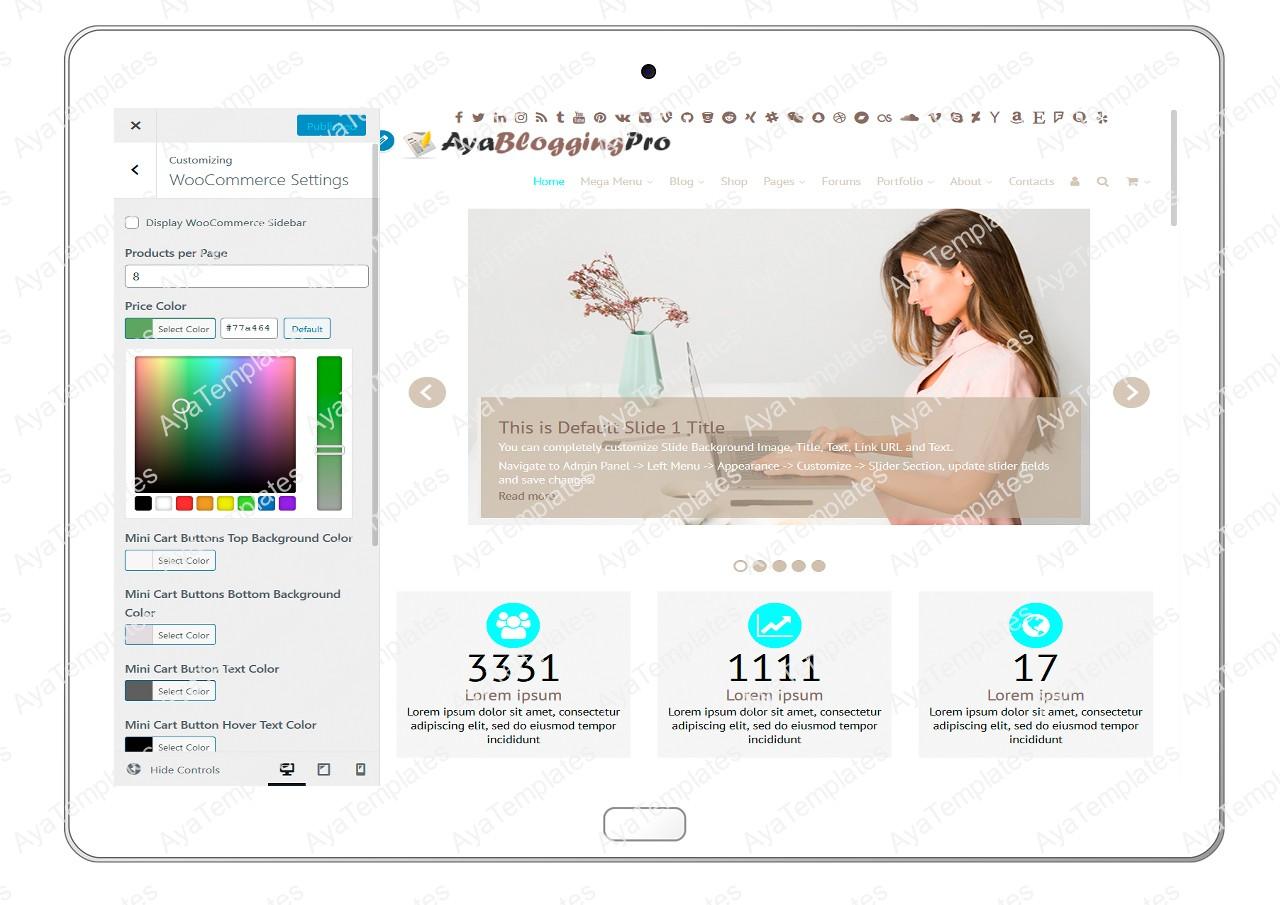 ayabloggingpro-customize-woocommerce-settings