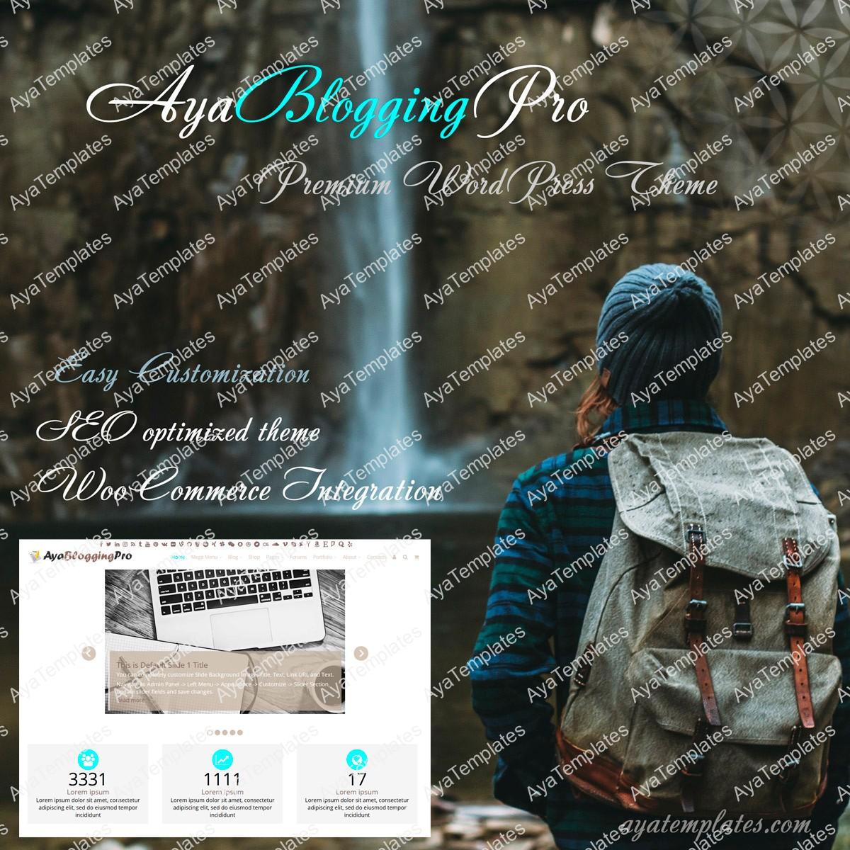 ayabloggingpro-premium-wordpress-theme-mockup-ayatemplates-com-collage