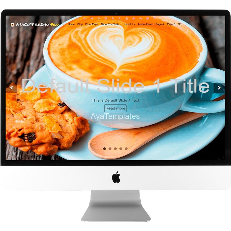 ayacoffeeshoppro-premium-wordpress-theme-desktop-mockup-ayatemplates
