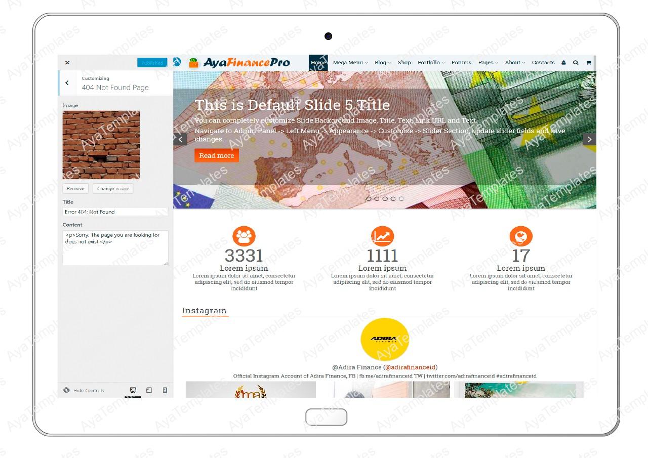 ayafinancepro-customizing-404-not-found-page