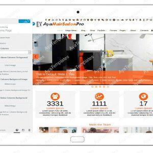 ayahairsalonpro-customizing-home-page1