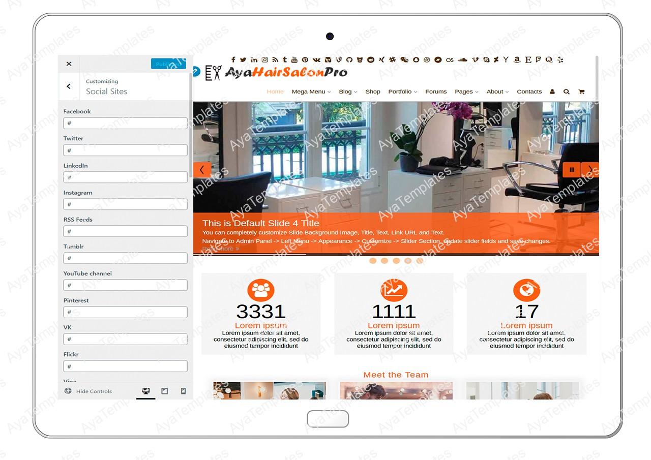 ayahairsalonpro-customizing-social-sites1