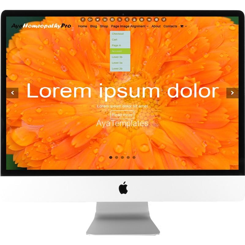 ayahomeopathypro-premium-wordpress-theme-desktop-mockup-ayatemplates