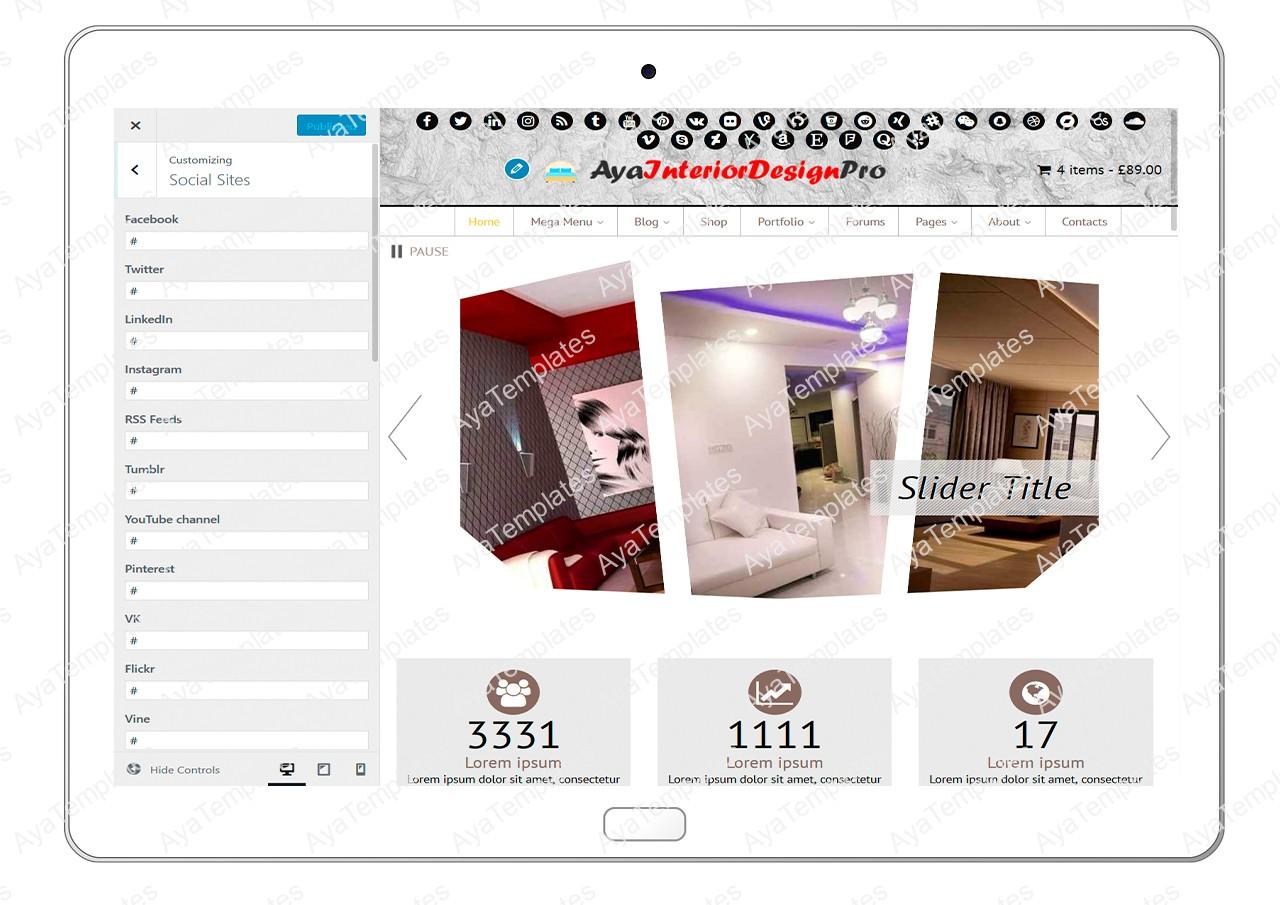 ayainteriordesignpro-customizing-social-sites