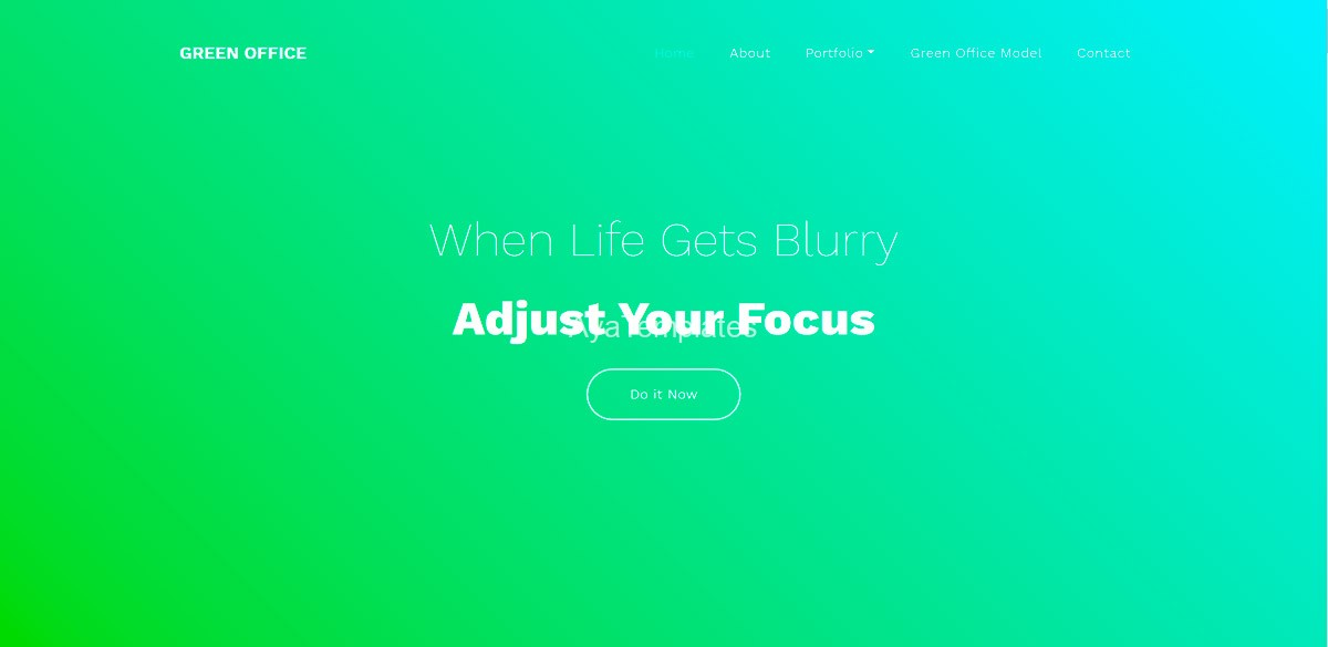 ayatemplates-green-office-bootstrap-1
