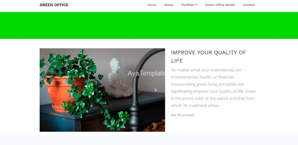 ayatemplates-green-office-bootstrap-10