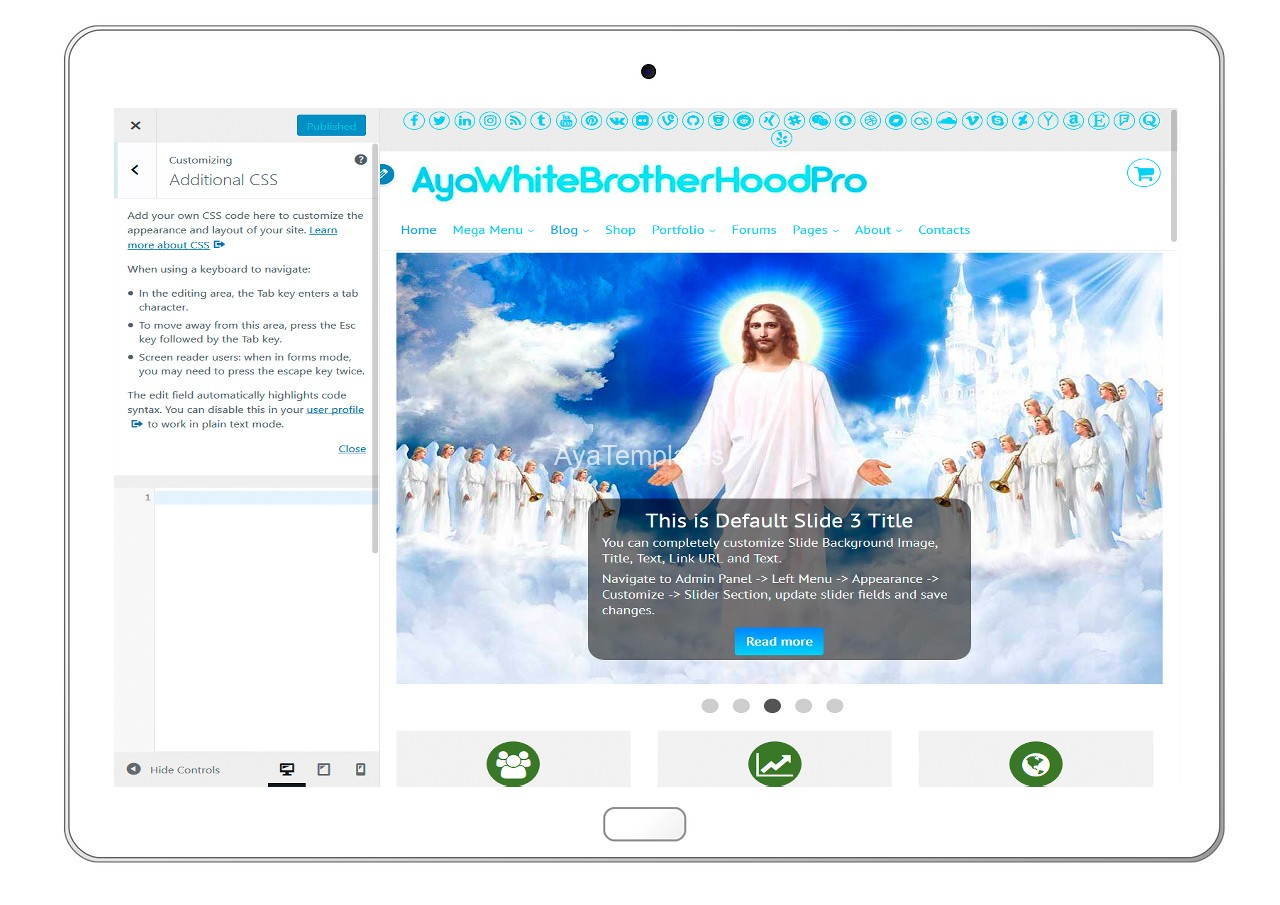 ayawhitebrotherhoodpro-customizing-additional-css