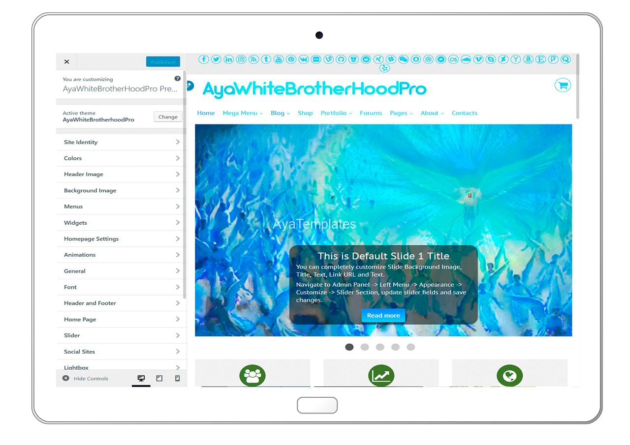 ayawhitebrotherhoodpro-customizing-all-options