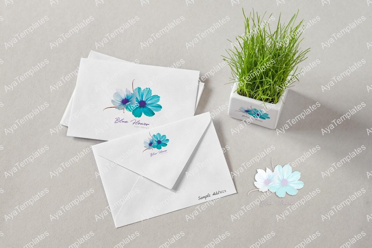 blue-flower-logo-design-branding-mockup-aya-templates-2