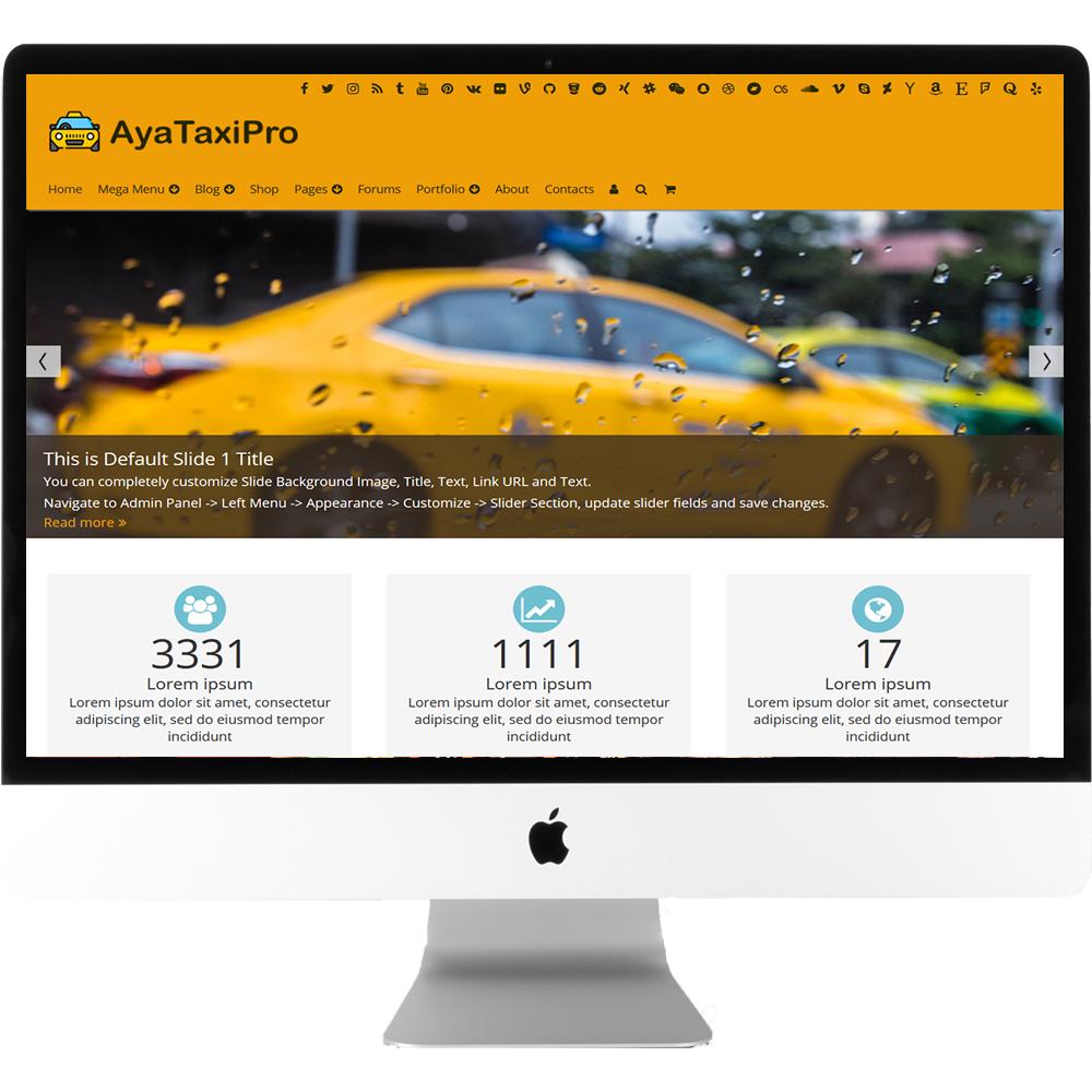 desktop-mockup-ayatemplates-ayataxipro-premium-wordpress-theme