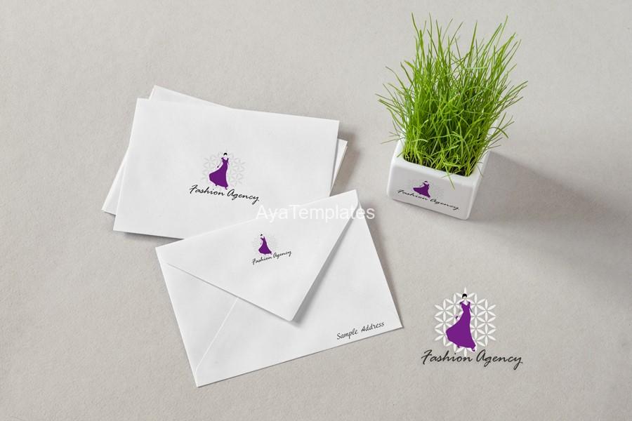 fashion-agency-logo-design-mockup-ayatemplates-branding