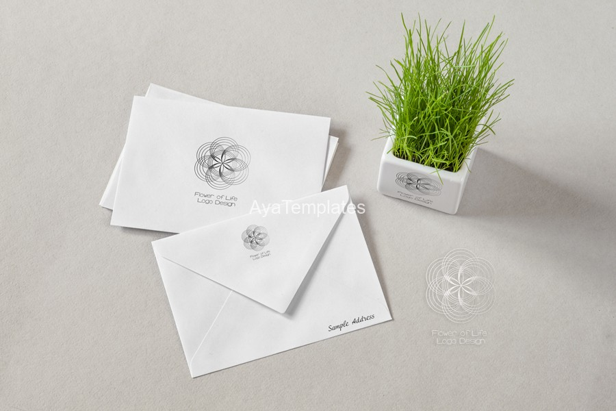 flower-of-life-logo-design-and-brand-identity-mockup-ayatemplates