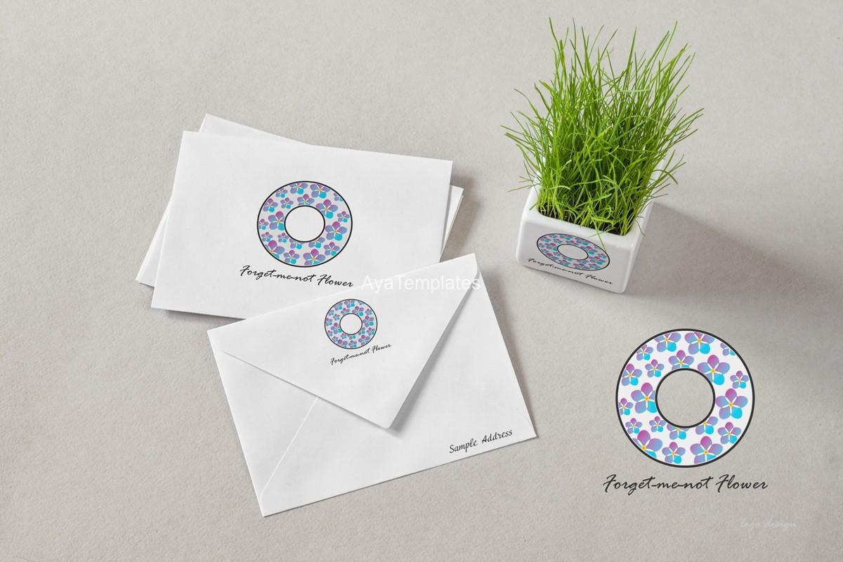 forget-me-not-flower-logo-design-branding-mockup-aytemplates