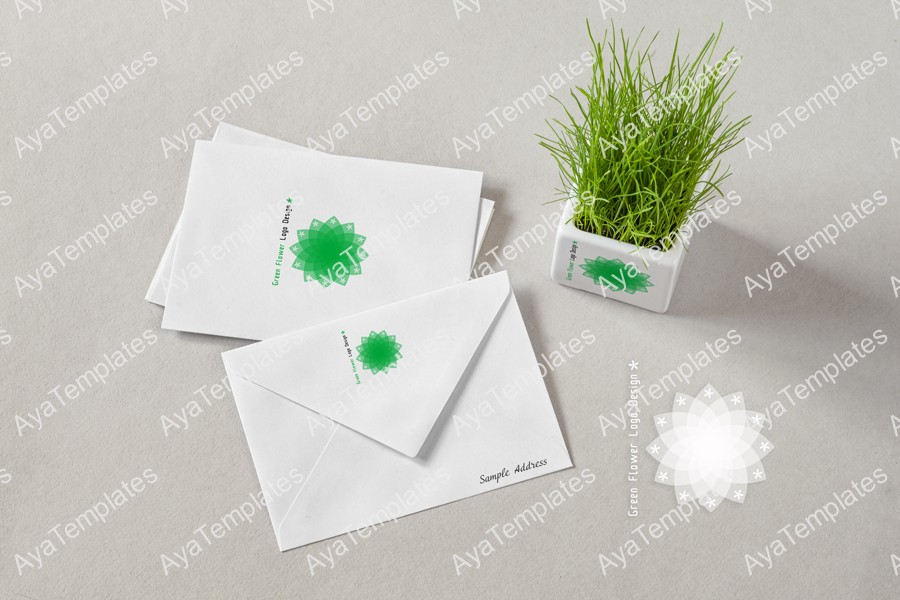 green-flower-logo-design-branding-mockup2-ayatemplates