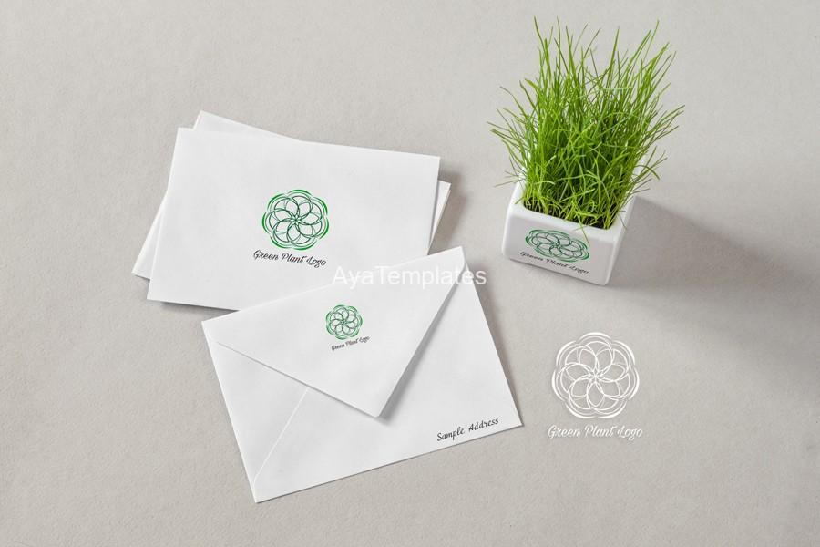 green-plant-logo-design-branding-mockup-ayatemplates