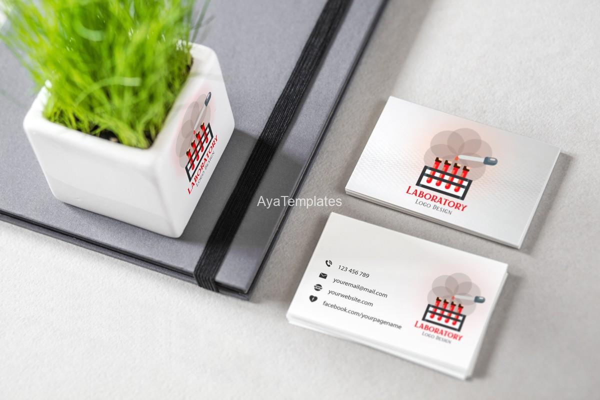 laboratory-logo-design-mockup-ayatemplates