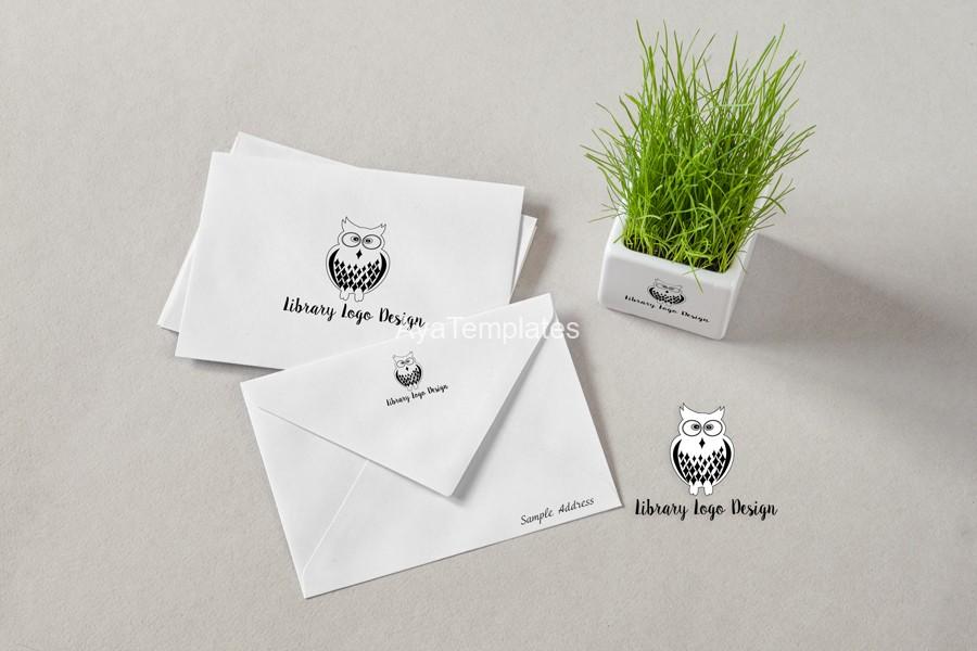 library-logo-design-branding-mockup-ayatemplates