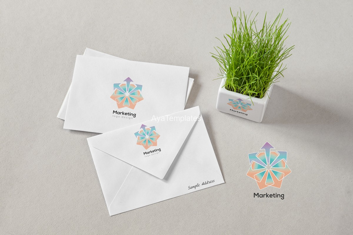 marketing-logo-design-brand-identity-mockup-ayatemplates