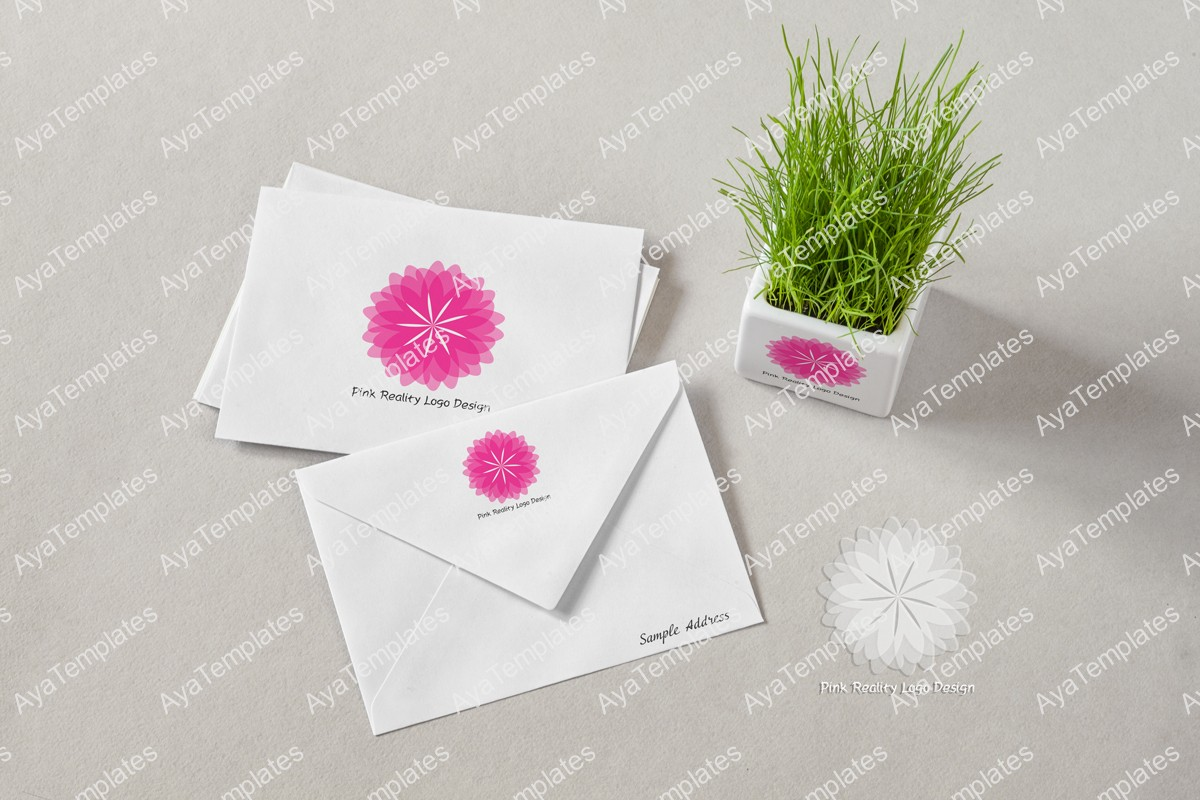 pink-reality-branding-design-mockup-ayatemplates