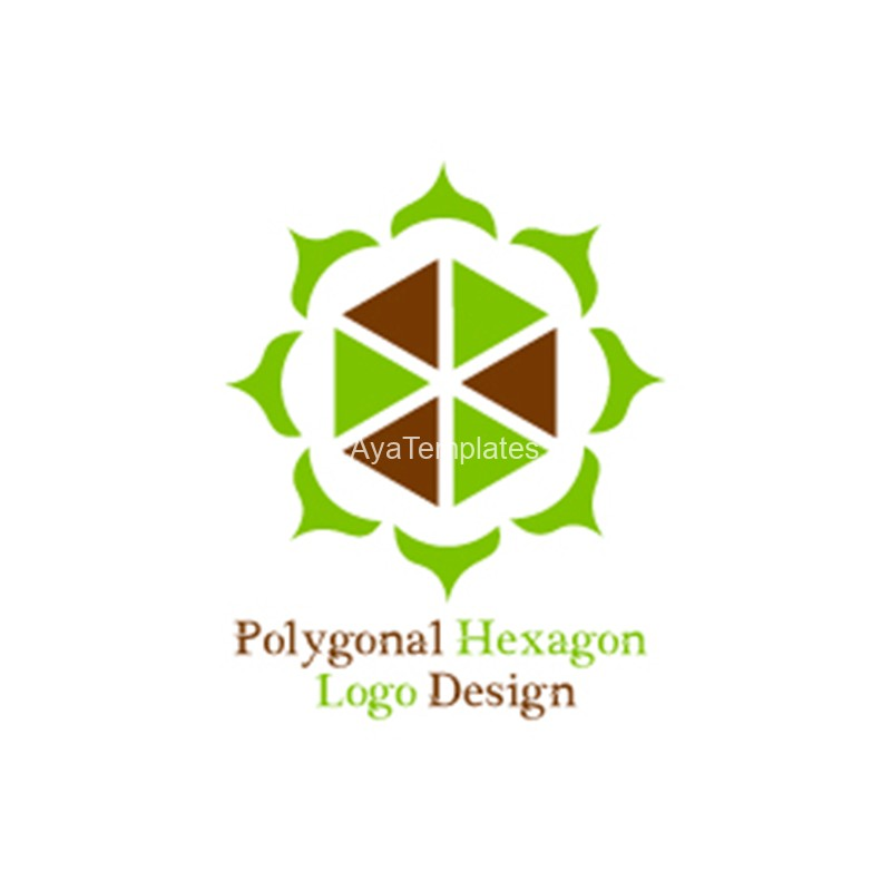 polygonal-hexagon-logo-design-product-image