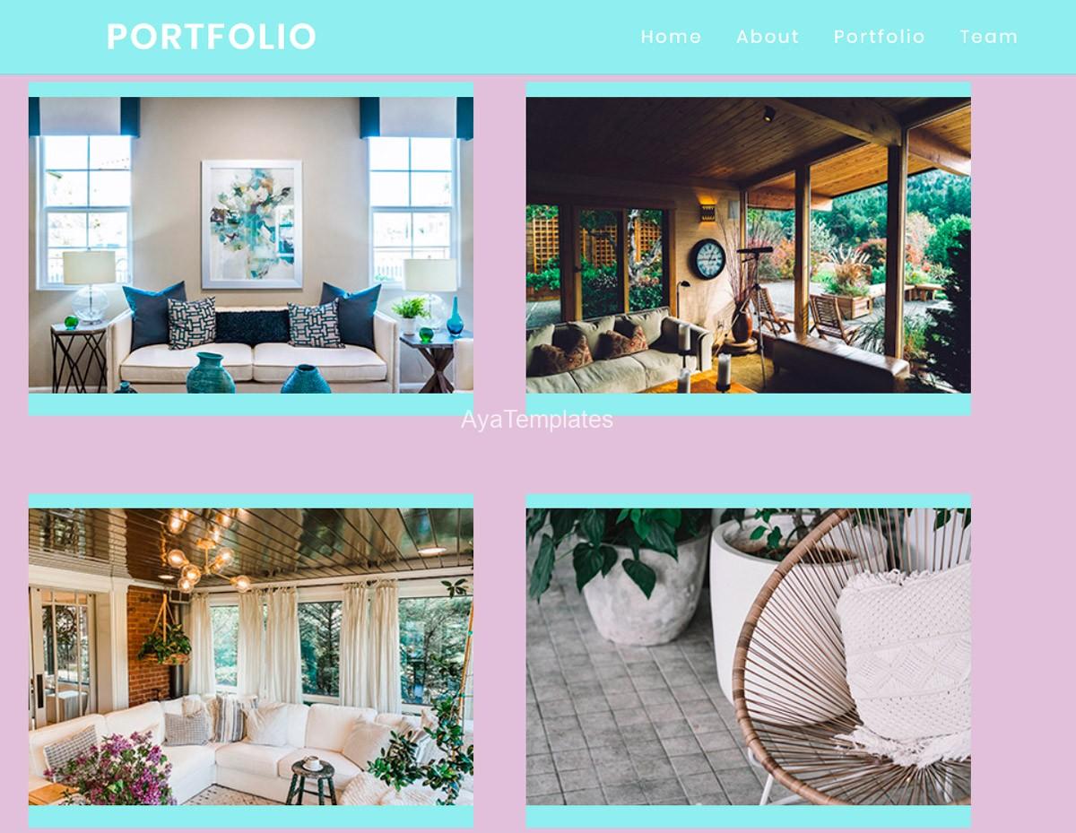 portfolio-onepage-website-template
