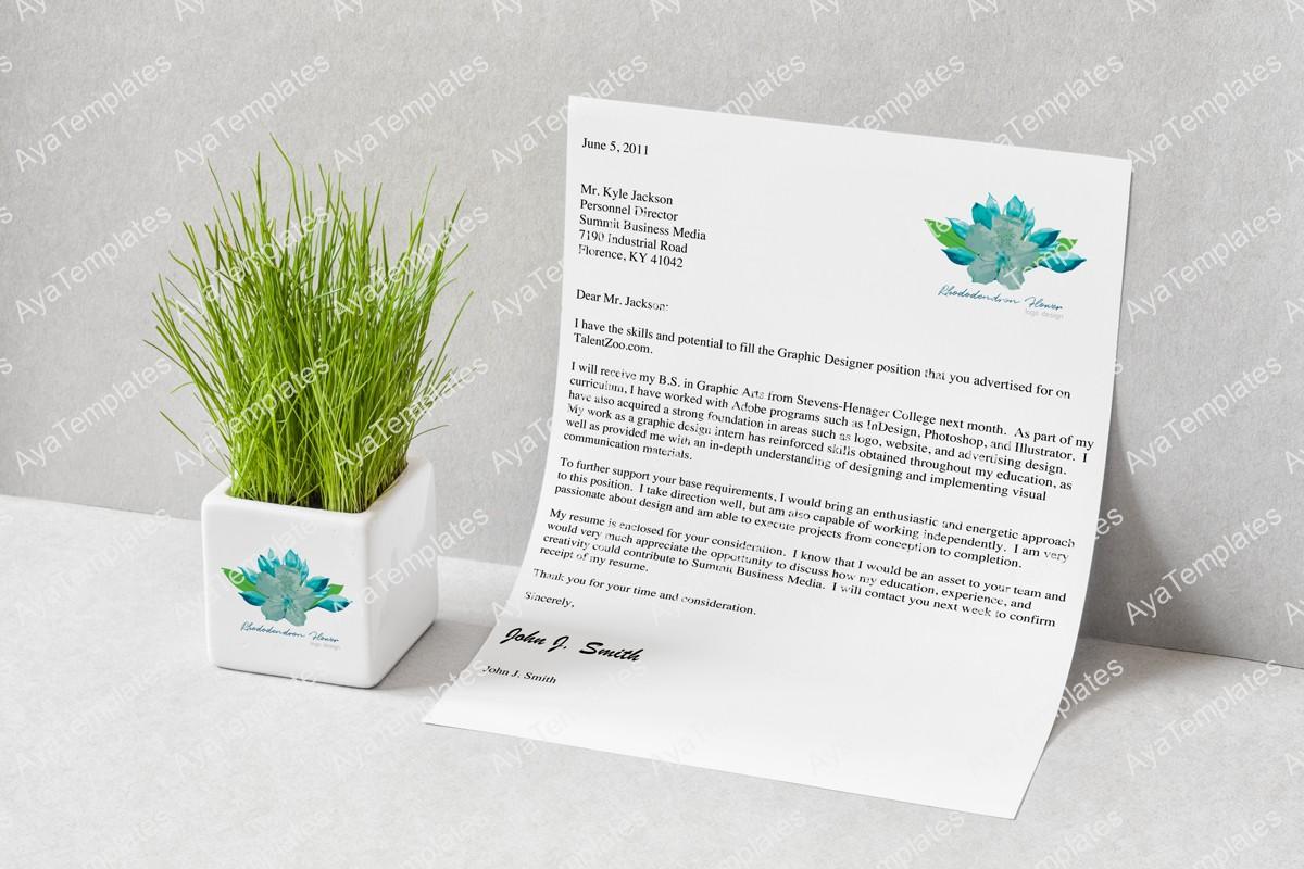 rhododendron-flower-logodesign-brand-mockup-ayatemplates