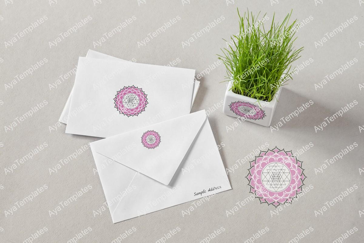 shri-yantra-logo-design-brand-identity-mockup-ayatemplates