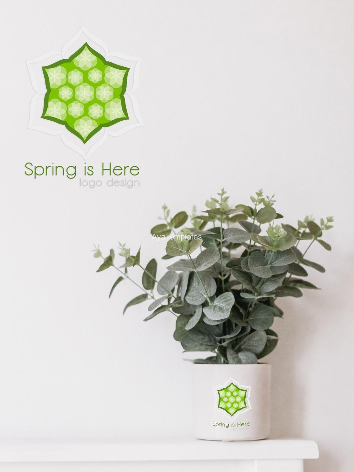 spring-is-here-logo-design-brand-identity-mockup