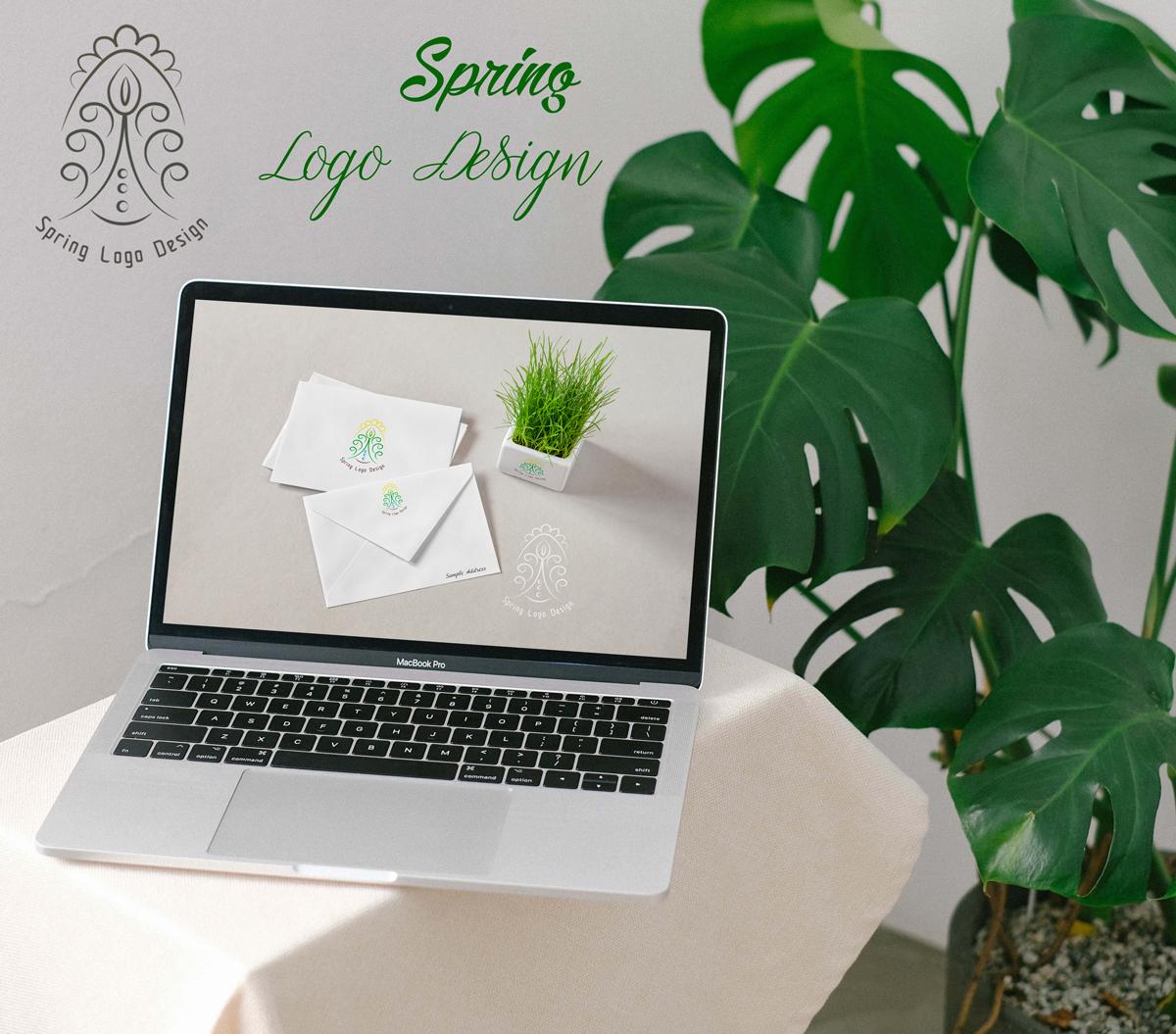 spring-logo-design-mock-up