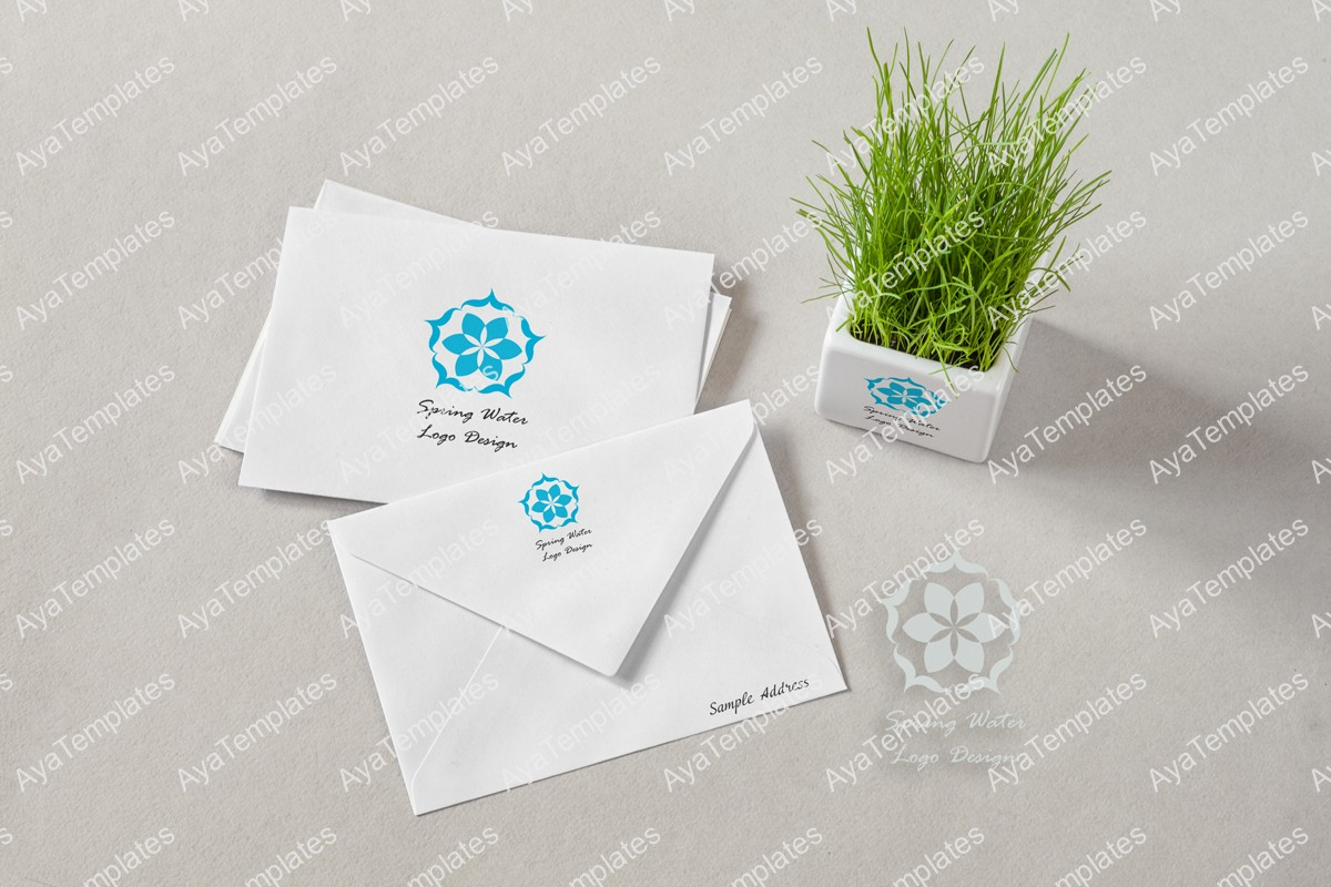 spring-water-logo-design-and-brand-identity-mockup-2