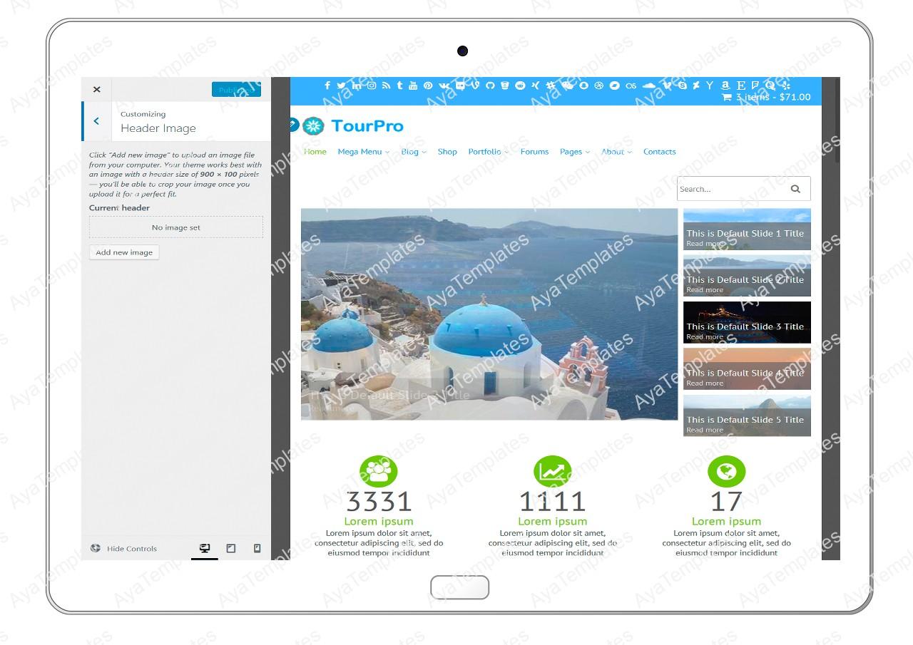 tourpro-customizing-header-image