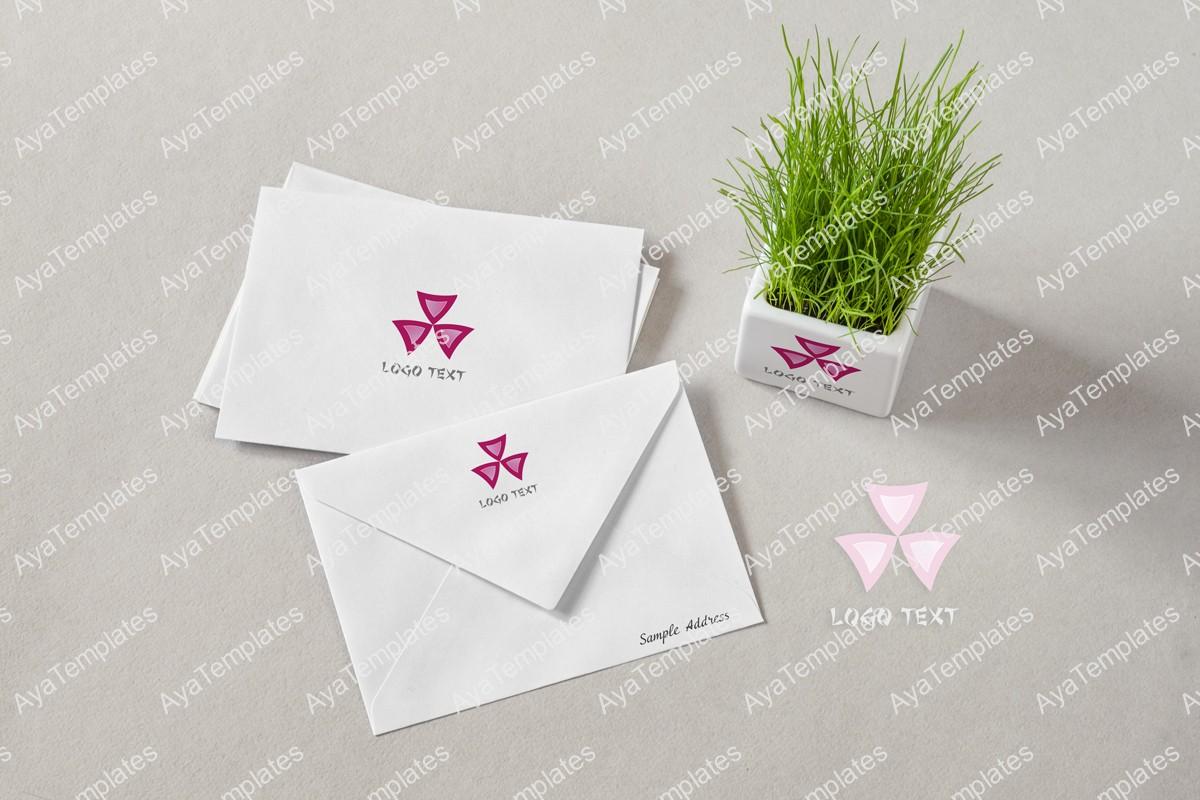 trefoil-logo-design-brand-identity-mockup-ayatemplates