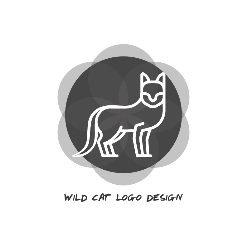 wild-cat-logo-design